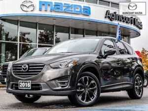 2016 Mazda CX-5 GT Tech-Remote Start, Lthr, Bose, Navi, Sunroof