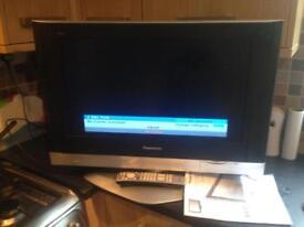 Panasonic viera 26 inch LCD full hd tv