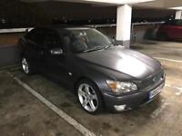2002 Lexus IS 200 2.0 SE 4dr # 1 YEARS MOT # FULL HEATER LEATHER #