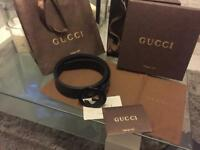 Brand new Gucci interlocking belt BARGIN