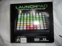 Novation Launchpad WITH ABLETON SOFTWARE brand new in box