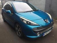 SALE! Bargain Peugeot 207 1.6 hdi diesel sport, good MOT, ready to go