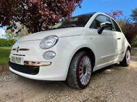 Fiat, 500c Convertible, 2011, Manual, 1368 (cc), 3 doors
