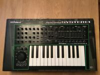 AS NEW - Roland Aria System 1 Plug Out Synth