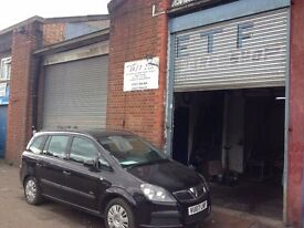 Workshop Unit To Let Southall - 800 sq ft (approx) - Also Suitable for Car Repairs