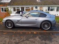 BMW Z4 Coupe Sport 3.0si Quick Sale Needed