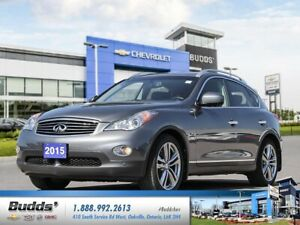 2015 Infiniti QX50 Certified Pre-Owned , ONE OWNER NO ACCIDENTS