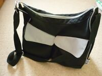 Boots nappy/changing bag/bottle holder