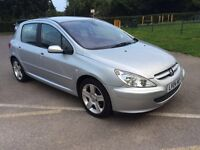 Peugeot 307 hdi XSI - top spec car