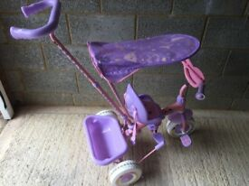 Excellent Condition Disney Princess Trike for £15 (8 Months to 3 Year)