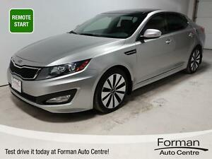 2011 Kia Optima Turbo SX - Loaded | Navi | Heated Leather