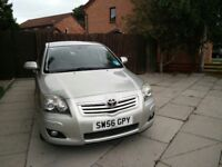 Toyota Avensis for quick sale - Very Good Condition, 9 months MOT