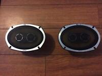 Vibe 6x9 car speakers