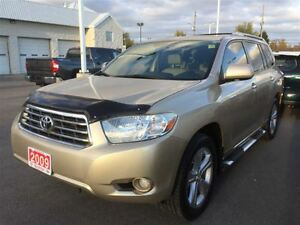 2009 Toyota Highlander LIMITED-LEATHER+SUNROOF!