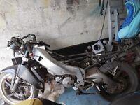 Aprilia rs125 spare or repair