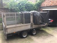 Ifor Williams LM 1126G trailer 3500kgs