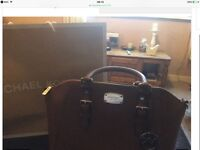 Brand new genuine Micheal kors handbag show receipt bargain £225 Ono
