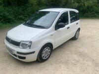 61 plate facelift Fiat Panda Active 1.2