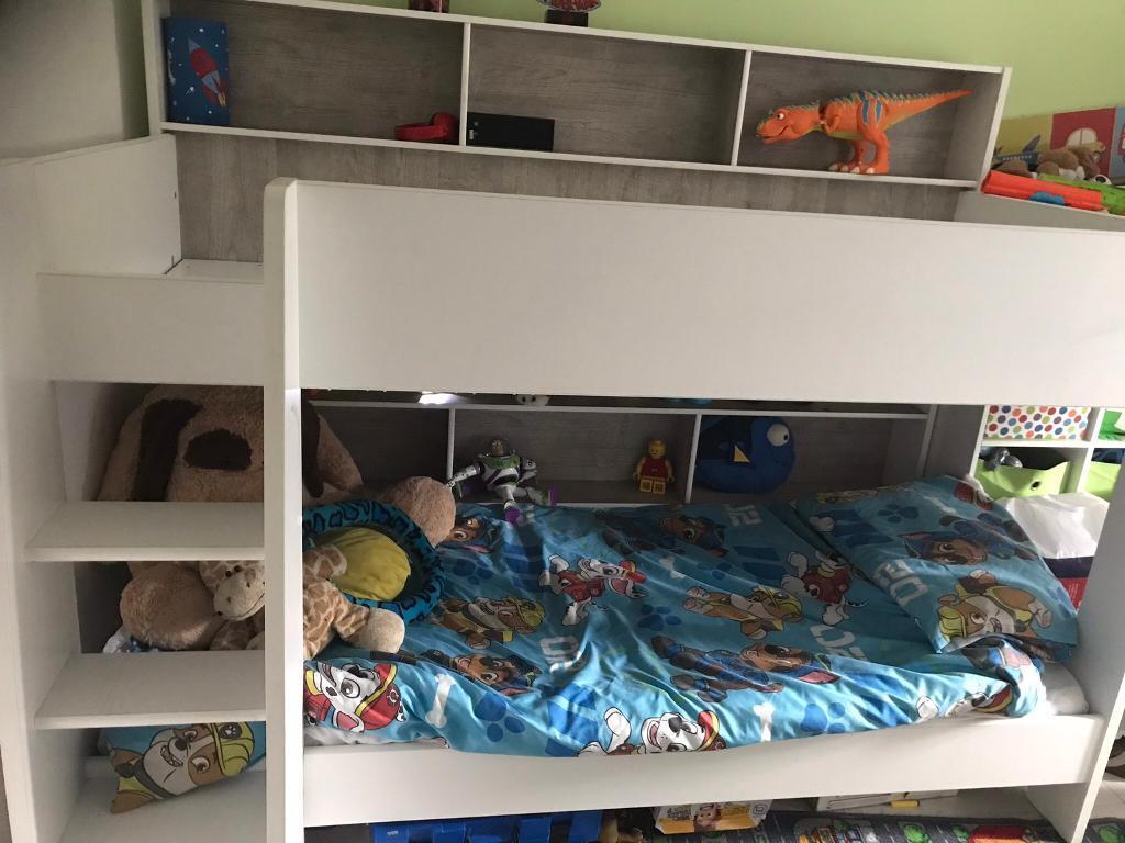 sale retailer 9d519 2bcb0 Dreams Erin bunk bed | in Redditch, Worcestershire | Gumtree