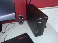 Acer Aspire X3470, AMD A6 Quad Core 2.5GHz, Nvidia Radeon HD 1GB, 2TB Hard Drive