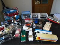 large seleciton of diecast vintage model cars collectables part 1