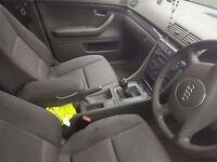 Audi A4 1.9 tdi 52 plate MOT novembre