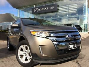 2013 Ford Edge Nav BUcam Btooth Sroof