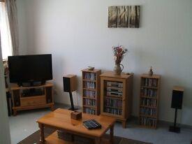 TO LET New Elgin two bedroom ground floor flat