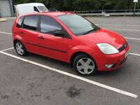 2003 FORD FIESTA 1.4CC WITH LONG MOT, 1 PREVIOUS OWNER, 2 KEYS