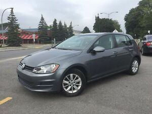 2015 Volkswagen Golf TRENDLINE BLUETOOTH! 28, 850KM!