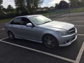 Mercedes Benz C Class C220 CDI Sport, Amg Styling, Immaculate Condition Inside and Out