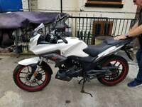 Lexmoto zs-xf motorbike