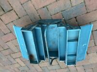 Vintage cantilever tool box