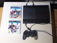 Playstation 3 Slim 12Gb + Fifa 14