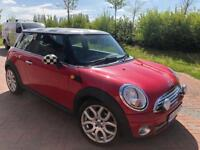 MINI COOPER HATCH 2007 LOW MILES 72k FULL SERVICE HISOTRY