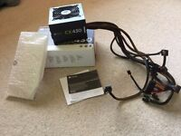 CX 430 Power Supply - Months Old - Original Packaging