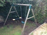 Garden Swing Set