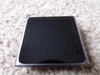 iPod Nano 6th Gen (Silver)