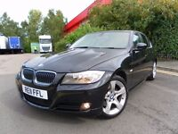 2011 BMW 320d SALOON EXCLUSIVE EDITION AUTOMATIC F/S/HISTORY LONG MOT SUPERB DRIVES GREAT CONDITION
