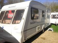 bailey pageant Moselle 4 berth