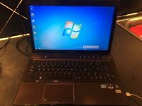 Lenovo Z570 laptop. Fair Condition. Nvidia 540M Graphics. Core i3. 750GB HDD