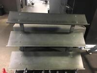 3 Tier Kettlebell and Dumbbell rack for sale
