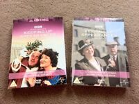 Keeping Up Appearances DVDs Series 1 - 4 plus Christmas Special £13.00 ono with free shipping!