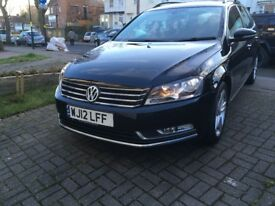 Volkswagen Passat 2.0 TDI BlueMotion Tech SE DSG 5dr CAT D
