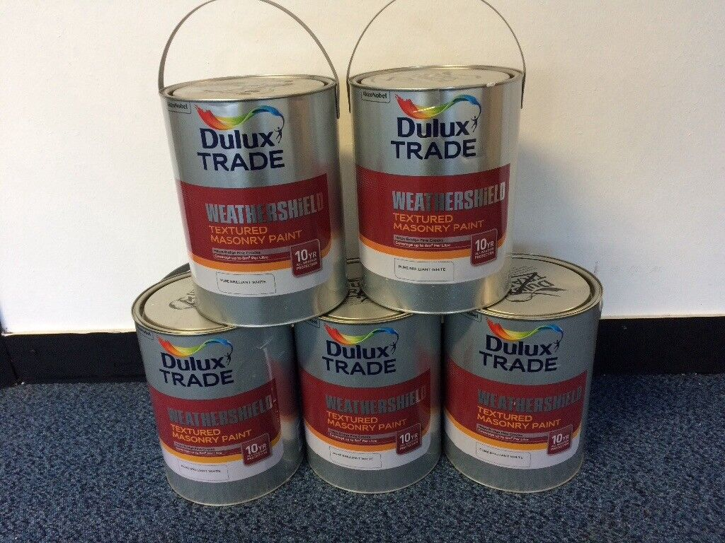 Dulux Textured masonry paint in Harrow London Gumtree