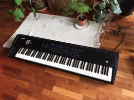 Ensoniq KT88 Full Electronic Keyboard with weighted keys