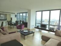 2 bedroom flat in West India Quay, 26 Hertsmere Road, London, E14