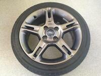 Ford Fiesta Alloy Wheel 195{45}R16