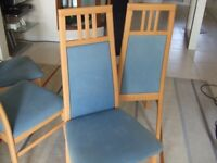 Dining Room chairs, set of 4