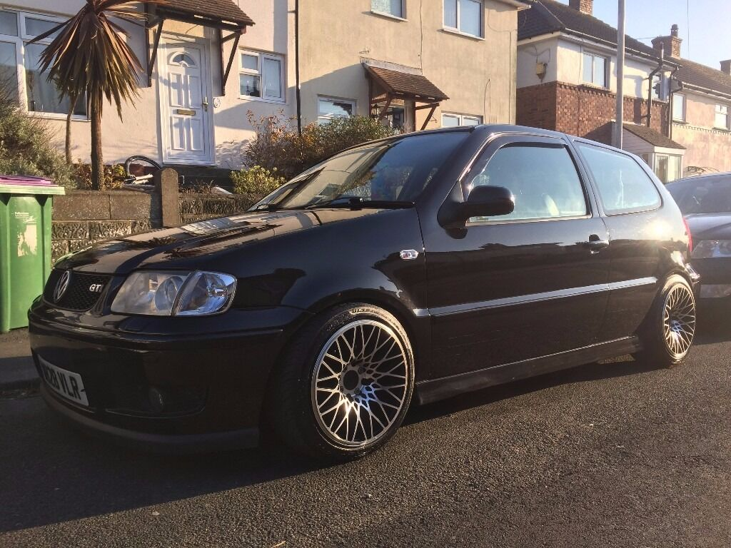 2000 vw volkswagen polo gti 6n2 1 6 16v modified in folkestone kent gumtree. Black Bedroom Furniture Sets. Home Design Ideas